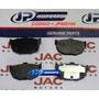 Pastilha Tras Jac J5 1.5 16v J6 2.0 16v Apos 2011 Jp00104