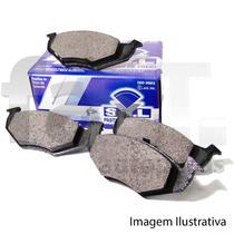 Pastilha Dianteira Syl Peugeot 206 207 208 307 02/ 1153