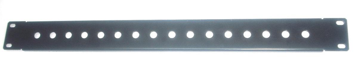 F R P Panel ~ Patch panel descarregado portas s suporte p plug bnc