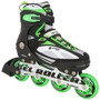 Patins Inline Roller B Xtreme 5000 - Abec-7 - Base Aluminio