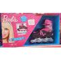 Patins Roller Ajustáveis Quatro Rodas Rosa E Preto Da Barbie
