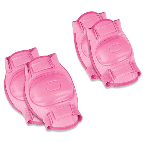 Patins Street Roller Infantil Ajustável Kit Proteção Inmetro