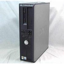 Computador Cpu Dell Optplex Gx620 P4 3,2 1 Gb De Ram Hd 80