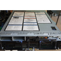 Servidor Ibm System Server X3850 4 Proc. Dual Core 4g Nº48