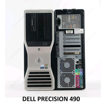Dell Precision 490 Workstation - Sas/sata -
