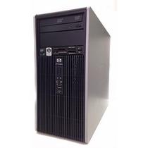 Cpu Hp Dual Core Amd 2.3/ 1 Gb De Memória/ Hd De 80gb