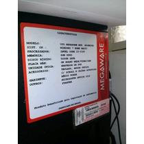 Computador Core I3-2100/ Hd 500gb/ Ddr3 6gb/ Dvd-rw