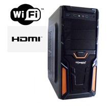 Cpu Gamer Hd 320 Hdmi Com Wi-fi Ótimo Desempenho (novo)