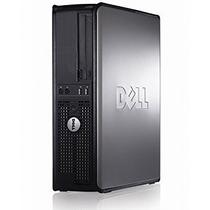 Cpu Pc Dell Optiplex 760 Core 2 Duo 2gb Hd 80gb Dvd-rw Wifi