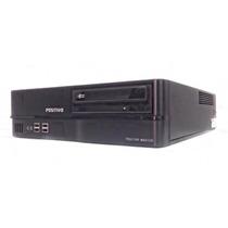 Cpu Positivo Core 2 Duo 7500 2.9/ 2gb Memória/ 500gb Hd