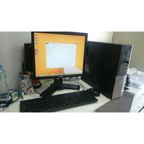Cpu Dell Optiplex 790 - Core I5 2400 3.1 - 4gb - 250 - Win 7