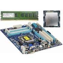 Kit Placamãe/processador E Memória