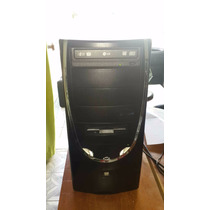 Pc Cpu Desktop Core 2 Duo 2gb Ram 320hd Placa Mãe Asus