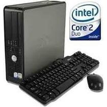 Desk Top Optiplex 780 Dell Hd 160 2gb Ram Monitor De 19
