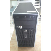 Pc Cpu Hp Amd Phenom X4 Quadcore Hd 250, 2 Gbs De Ram