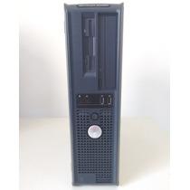 Cpu Dell Mini Optiplex Gx620 Dual Core 2.8ghz, 2gb Hd 80gb