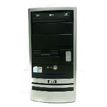 Cpu Sti Celeron D 2.66ghz 2gb Hd 40+40gb Dvd