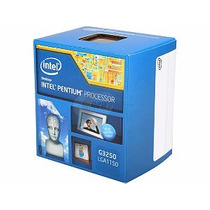 Cpu Completa Intel Pentium Dual G 3250, 4gb Ram, Hd 500, Dvd