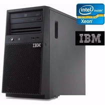 Servidor Ibm X3100 M4 Xeon Quad-core 4gb Ram 500gb Hd