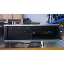 Computador Hp Com Monitor Lg 17 Super Promoção