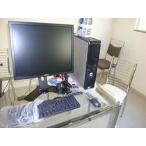 Pc Dell 780 Core 2 Duo Hd 250 Sata/4 Gb/1 Gb Video+lcd 19 +