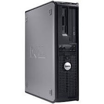 Desktop Dell Optiplex 745 Core 2 Duo 4gb Mem. 320hd Grav Dvd