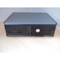 Cpu Dell Optiplex 740 Dual Core 64 X 2.0 Amd Hd 80/ 1gb Ddr2