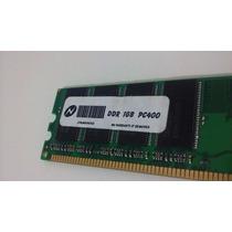 Memoria De 1gb Ddr400 Pc3200 184pinos