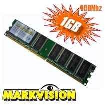 Módulo De Memória Markvision Sdram - Ddr 400 - Pc 3200 - 1gb