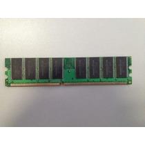 Memoria De 1gb Ddr400 Pc3200 184pinos Desktop!!!!