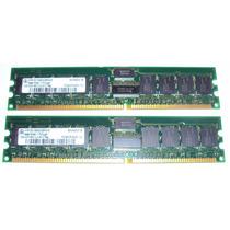2 Pentes Memoria Para Servidor Infineon Pc3200r Ddr1 1gb