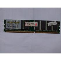 Memória 1gb Ddr - 400mhz - Markvision - Pc 3200 + Brinde