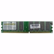 Memoria De 1gb Ddr400 Pc3200 Markvision Computador