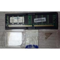 Memória Ddr1 1 Gigabyte Marca Apida 400 Mhz Pc3200