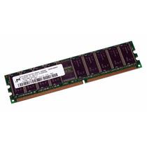 Memoria Micron 512mb Pc2100r 266mhz Ecc 184-pin P/servidor