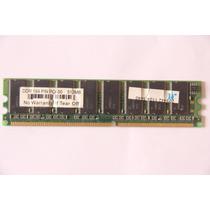 Memória Desktop Ddr 512mb 400mhz Pc3200 64*8