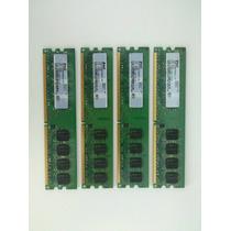 Memória Ddr2 1gb 667 Mhz Pc2-5300 Smart - Melhor Preço !!