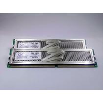 Memoria Ram Ocz Ddr2 512mb *com Dissipador*