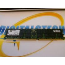 Memoria Kingston P/ Servidor 2gb Ddr 333mhz Pc2700r Ecc