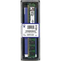 Memória Kingston Ddr2 2gb 800mhz Desktop Para Placa Mãe Asus