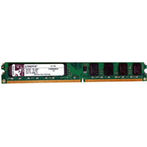 Memória Kingston Ddr2 2gb 2 Giga 800 Mhz