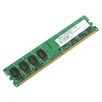 Memória 2gb Ddr2 800 Pc6400 Apacer Desktop Nova