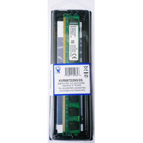 Memória Kingston Ddr2 2gb 667mhz Pc2-5300 - Blister - Nova