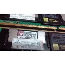 Memoria Ecc Kingston 2gb Kvr667d2d8f5 / 2g P/servidor