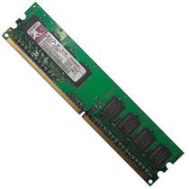 Memoria Kingston 512mb Pc5300 Ddr2 667mhz Memtest Ok