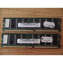 Ram Markvision Ddr-400 Pc3200 512mb Memória Para Computator