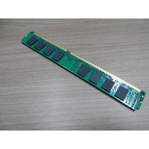 Memória Kingston 2048 Mb (2gb) 1333mhz Ddr3 - Kvr1333d3n9/2g