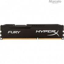 Memória Ram Kingston 4gb Hyper X Fury Ddr3 1.5v Com Nf-e