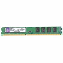 Memoria Kingston Ddr3 8gb - 2x4gb 1333mhz Desktop Pc3-10600