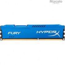 Imperdível Memória Ram 4gb Hyper X Fury Kingston + Nf-e